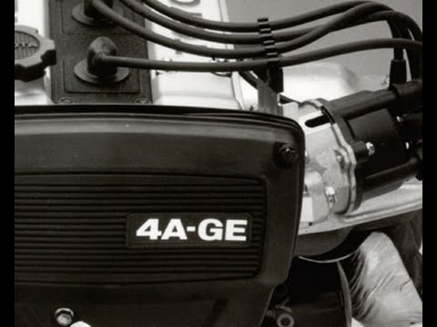 4A-GE engines - facts, tips and basics about 4age family engines