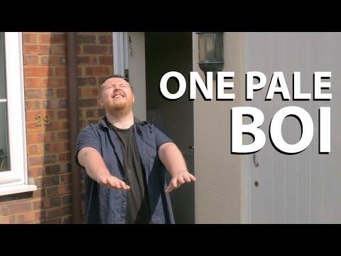 one pale boi