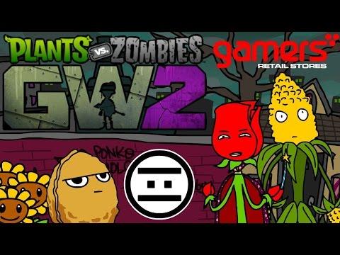 #NEGAS - Plants VS Zombies GW2 - Plantas