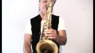 Mack The Knife - Saxophone Music by Johnny Ferreira