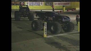 Sting vs nWo Monster Jam World Finals Racing Round 1 2000