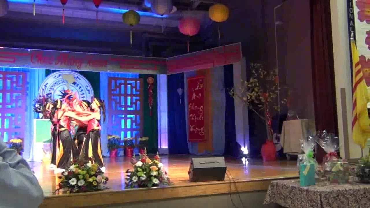 Cộng Đồng Người Việt Clark County 2015 - phần2 - YouTube