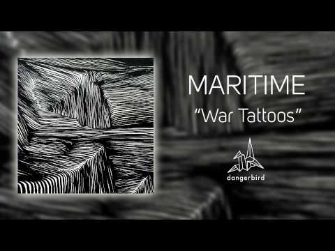 "Maritime - ""War Tattoos"" (Official Audio)"