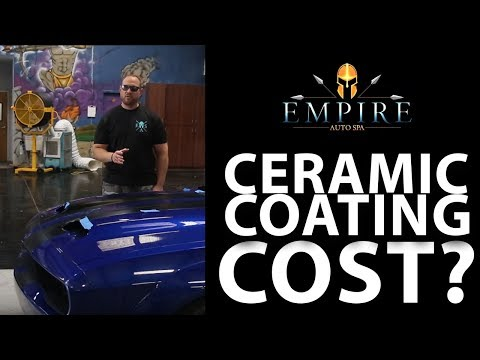 Ceramic Coating Cost ? How Much Does It Cost?  Empire Auto Spa FAQs