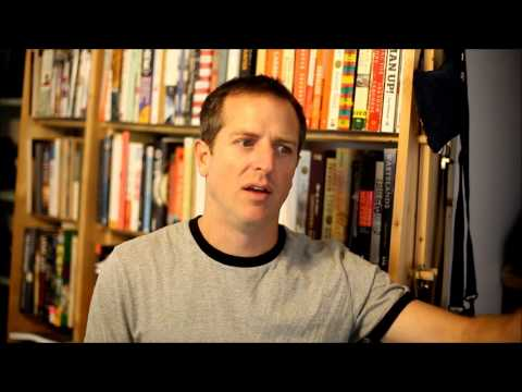Wool - Author Hugh Howey Talks About His Character
