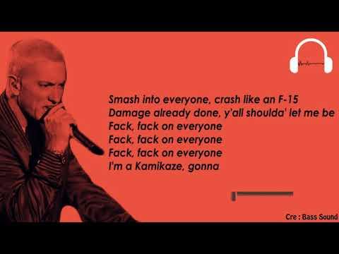 Eminem -   Full -kamikaze Lyrics