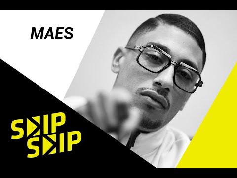 Youtube: MAES:« Un rappeur a souvent trois voix…» | Skip Skip