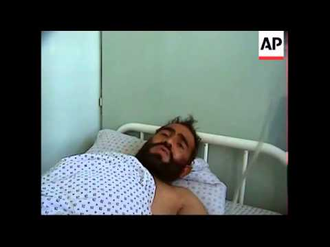 US troops kill 7 Afghan police after police mistakenly fire on them; scene