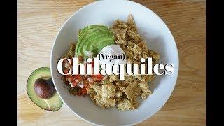 Chilaquiles (vegan) neeno's essentials