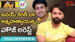 Actor Aditya Om Exclusive Interview | Open Talk with Anji #47 | Telugu Interviews - TeluguOne