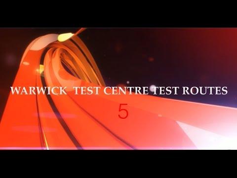 Warwick test route 5
