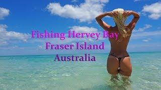 Fishing Hervey Bay - Fraser Island