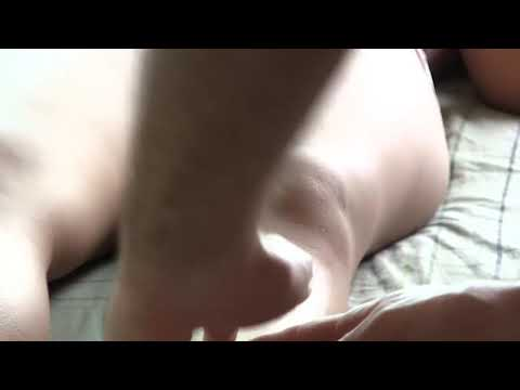 Pink Satin Panties Massage