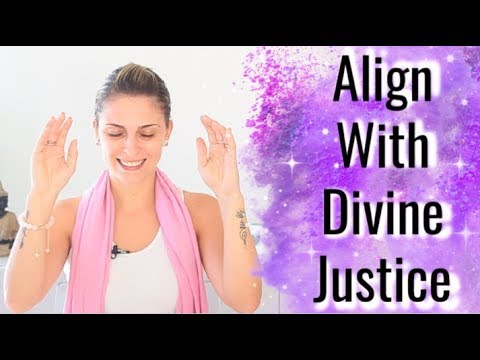 Reiki With The Angels - Archangel Raguel - Divine Justice