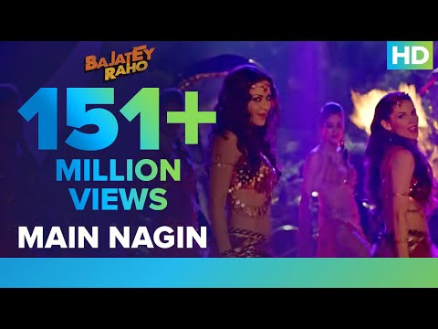 Main Nagin (Video Song) | Bajatey Raho | Maryam Zakaria & Scarlett Wilson