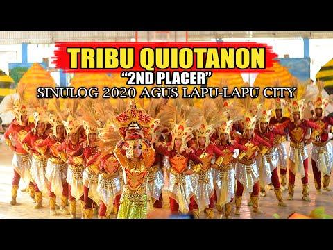 "sinulog-sa-agus-2020-""2nd-placer""-|-tribu-quiotanon"