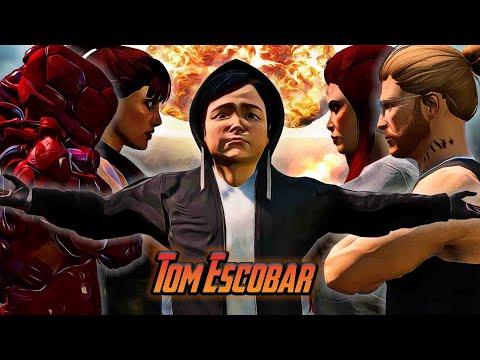 TOM ESCOBAR - LE COMBAT FINAL CONTRE AGENT X - LE FILM ! #100