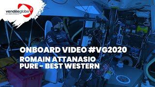 Onboard video - Romain ATTANASIO | PURE - BEST WESTERN - 22.01