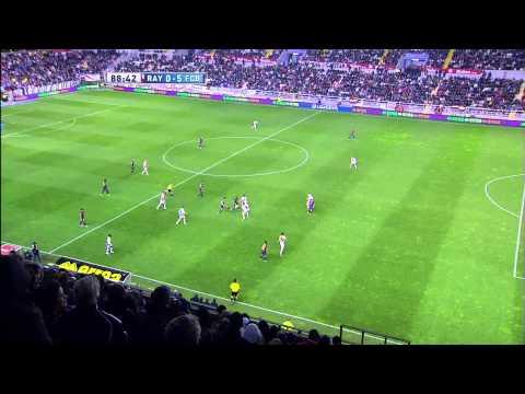 La Liga | Gol de Messi (0-5) en el Rayo Vallecano - FC Barcelona  | 27-10-2012 | J9