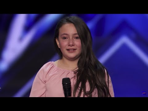 10-Year-Old Conquers Stage on 'America's Got Talent'