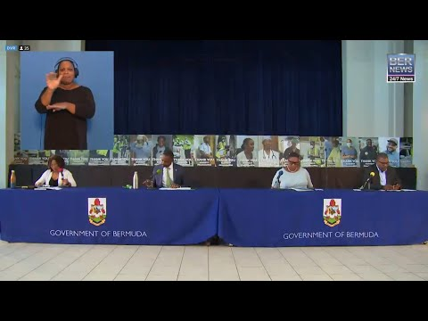 Government press conference on Covid-19, Aug 27 2020