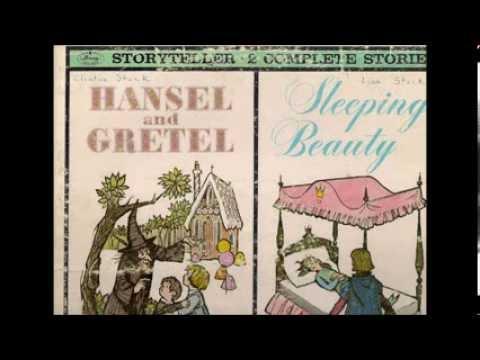 Hansel and Gretel - Mercury Records Storyteller