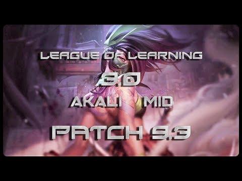 [ITA-GUIDA] QUALCOSA DI DIVERSO DAL SOLITO - AKALI MID - League Of Legends thumbnail