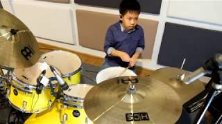 Gold Lion - Drums Cover by Boing