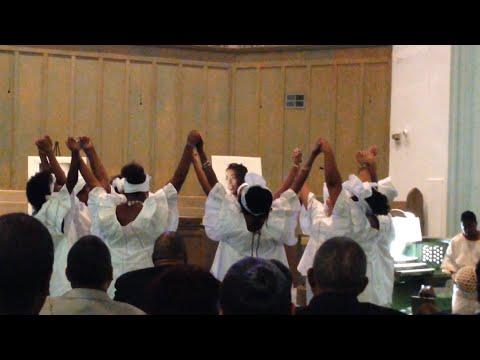 African Dance Funeral - Iwa L'ewa African Dance Company - Celebrating Life of Yewande