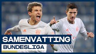 Superduo Müller-Lewandowski kent geen genade 😵| Samenvatting Arminia Bielefeld - Bayern München