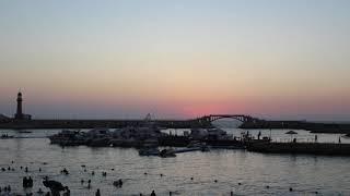 موسيقى أغنية حب أيه لحن بليغ حمدى وغناء أم كلثوم والغروب فى المنتزه -محمد المى