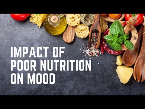 Impact Of Poor Nutrition On Depression, Anxiety & Addiction Recovery With Dr. Dawn-Elise Snipes