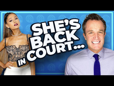 PAPARAZZI SUES ARIANA GRANDE?!? Can They Really Claim Copyright Infringement? - A Lawyer Response