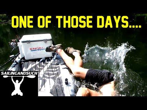 Kayak/SUP Bass Fishing - No Lure Left Behind!