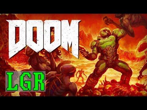 LGR - Doom 2016 Review [PC]