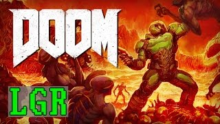 LGR - Doom 2016 Review [PC] (Video Game Video Review)