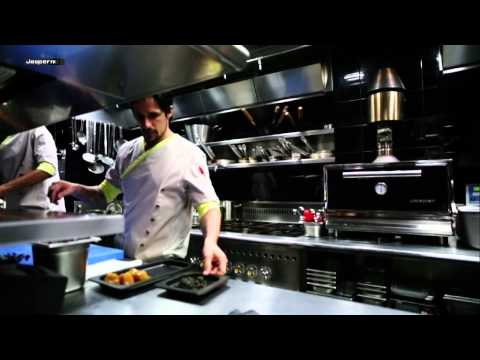 Restaurante Ikibana - Hornos Brasa Josper - Charcoal ovens Josper