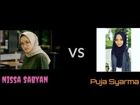 Nissa Sabyan VS Puja Syarma