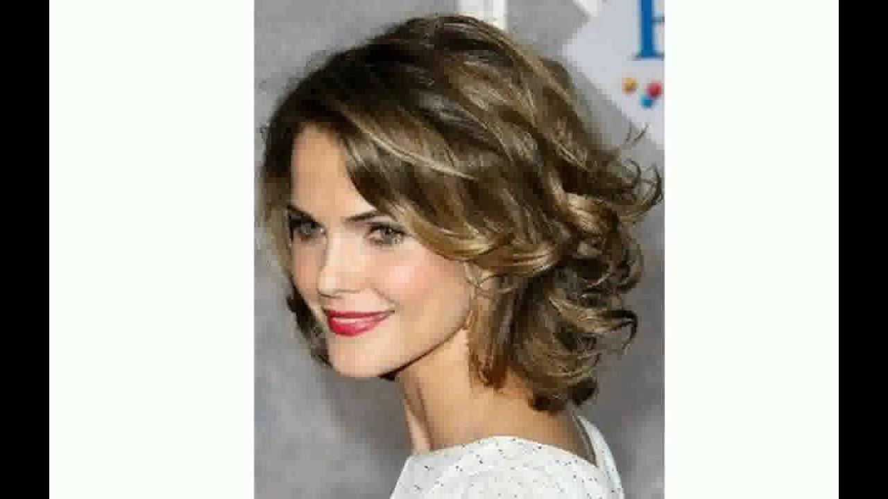 Peinados para cabello medio corto ondulado