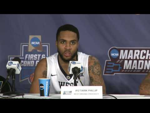 News Conference: West Virginia Second Round Postgame