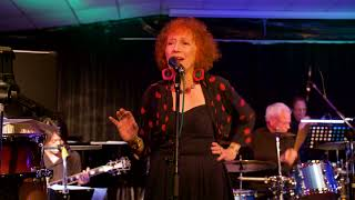 Swing My Lady  - Linn Lorkin premieres her original big band song with the Con Alma Big Band