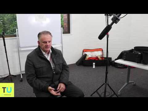 Mark Latham speaks with The Unshackled's Tom Pirrone at ICMI 2017