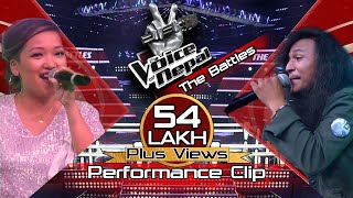 "Yankee Yolmo Vs Anish Maharjan ""Sadhai Sadhai"" - The Battles - The Voice of Nepal Season 2 - 2019"
