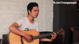 Cơn Mưa Tháng 5 - Trường Quang (Guitar Acoustic Cover)