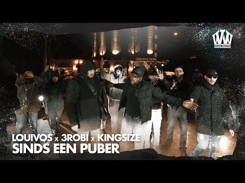 Louivos x 3robi x Kingsize - Sinds een puber  (Prod. IliassOpDeBeat)