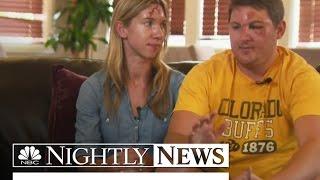 Lightning Strikes, South Carolina County Shocked | NBC Nightly News