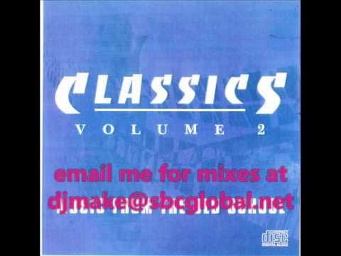 Bad Boy Bill - Classics Vol. 2  - Old School Chicago House Music Trax Wbmx Wgci Wcrx