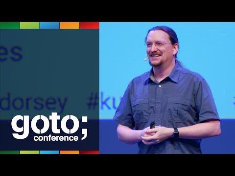 GOTO 2015 • Kubernetes: Changing the Way That we Think and Talk About Computing • Brian Dorsey
