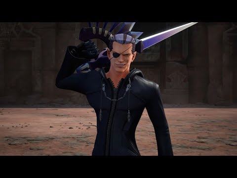 Kingdom Hearts 3: Xigbar And Dark Riku Boss Fight #20