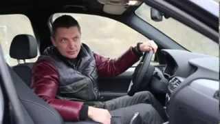 Тест-Драйв BMW X3 2014